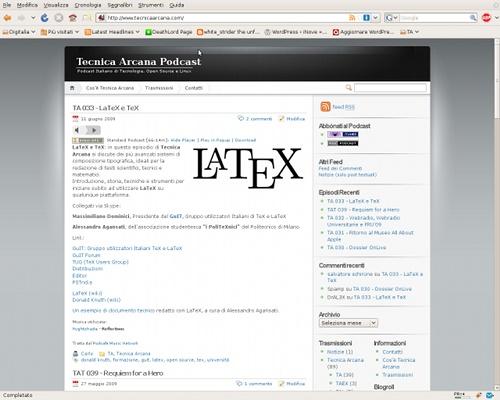 Firefox su Ubuntu, niente barra del titolo, niente window decoration