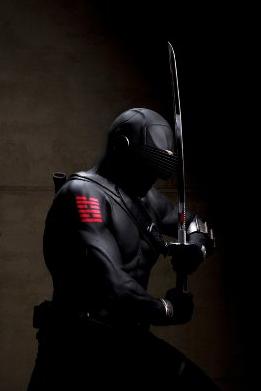 Snake Eyes, il misterioso Ninja Muto dei G.I. Joe