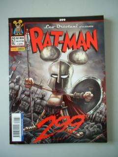 Rat-man collection 62 - 299 la parodia di 300 di Frank Miller