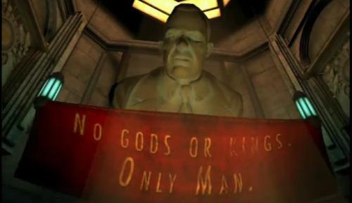 Bioshock - Andrew Ryan - Niente dei o re, solo uomini