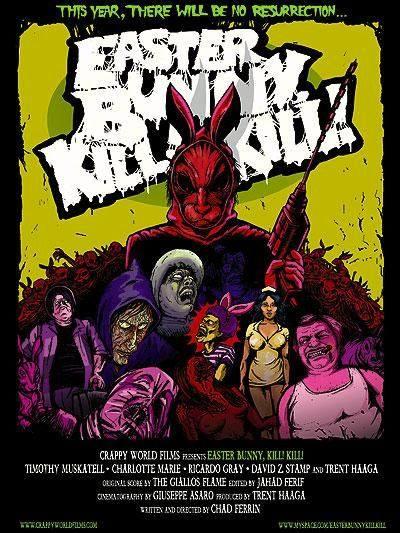 Buona pasqua con easter  bunny kill! kill!