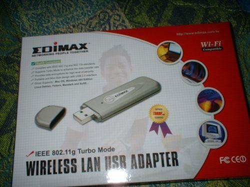 Edimax WiFi USB supporta linux e Ubuntu