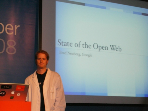 Brad Neuberg - State of the Open Web